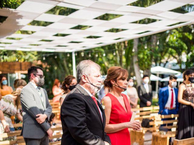 La boda de Eduardo y Karla en Jiutepec, Morelos 37