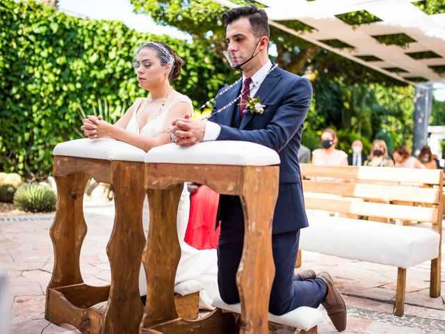 La boda de Eduardo y Karla en Jiutepec, Morelos 38