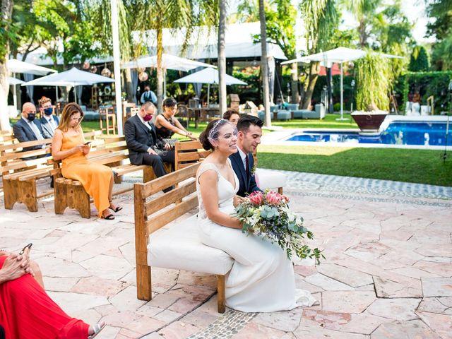 La boda de Eduardo y Karla en Jiutepec, Morelos 39