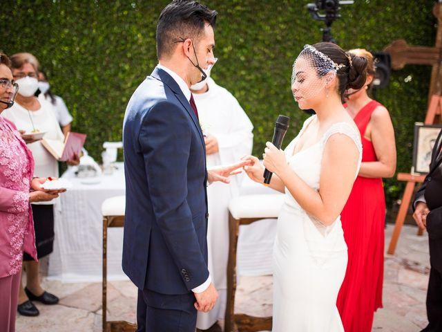 La boda de Eduardo y Karla en Jiutepec, Morelos 41