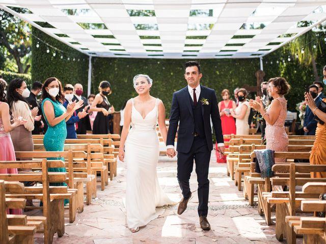 La boda de Eduardo y Karla en Jiutepec, Morelos 42