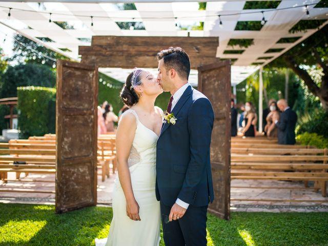 La boda de Eduardo y Karla en Jiutepec, Morelos 43
