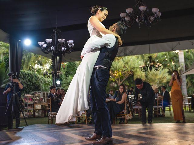 La boda de Eduardo y Karla en Jiutepec, Morelos 47