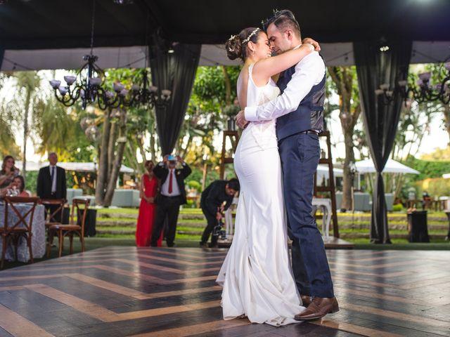 La boda de Eduardo y Karla en Jiutepec, Morelos 49