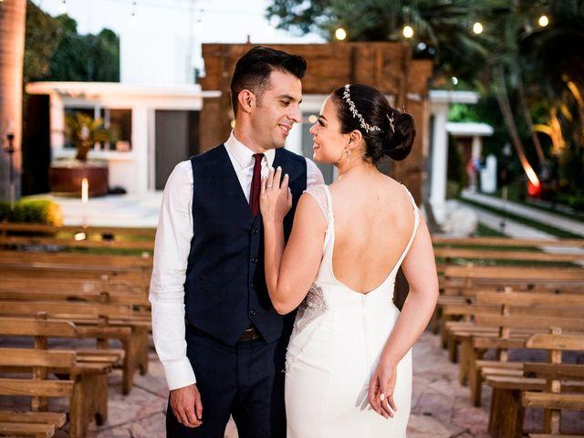 La boda de Eduardo y Karla en Jiutepec, Morelos 50