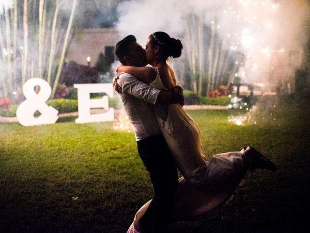 La boda de Eduardo y Karla en Jiutepec, Morelos 61