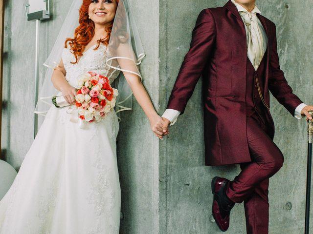 La boda de Veñath y Andy en Monterrey, Nuevo León 19
