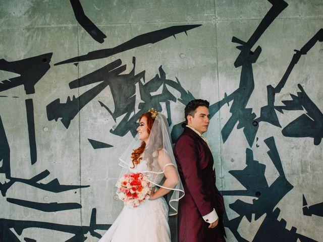 La boda de Veñath y Andy en Monterrey, Nuevo León 20