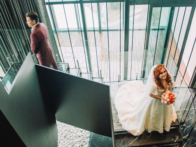 La boda de Veñath y Andy en Monterrey, Nuevo León 21