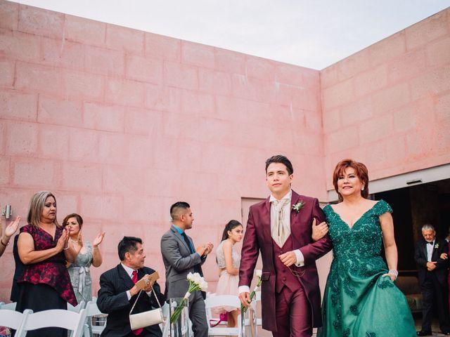 La boda de Veñath y Andy en Monterrey, Nuevo León 28