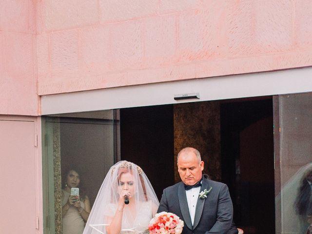 La boda de Veñath y Andy en Monterrey, Nuevo León 29