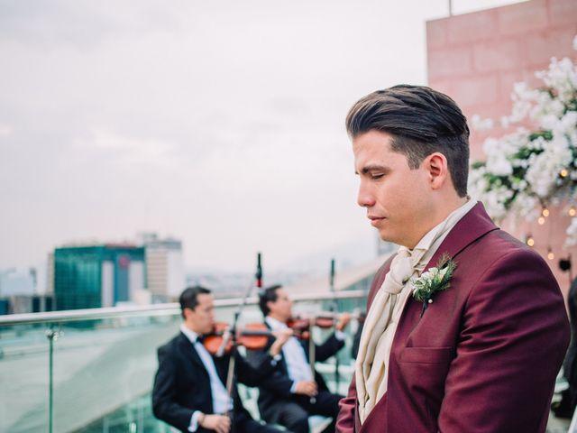 La boda de Veñath y Andy en Monterrey, Nuevo León 30