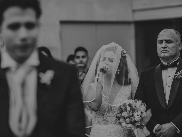 La boda de Veñath y Andy en Monterrey, Nuevo León 32