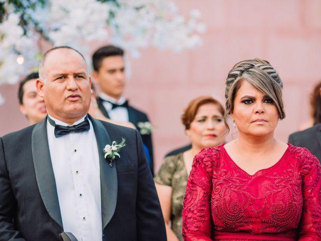 La boda de Veñath y Andy en Monterrey, Nuevo León 35