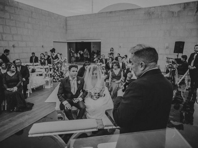 La boda de Veñath y Andy en Monterrey, Nuevo León 36