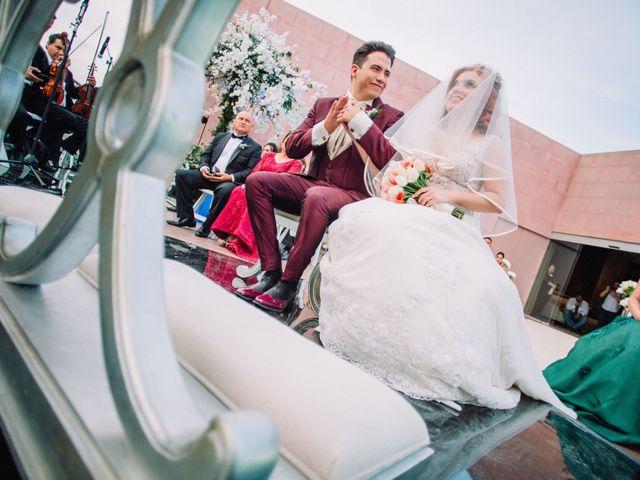 La boda de Veñath y Andy en Monterrey, Nuevo León 37