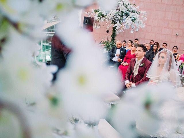 La boda de Veñath y Andy en Monterrey, Nuevo León 38