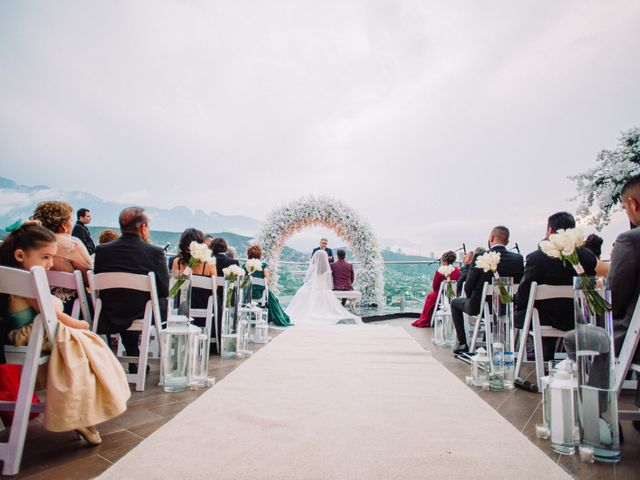 La boda de Veñath y Andy en Monterrey, Nuevo León 40