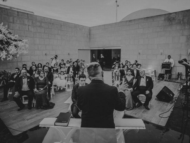 La boda de Veñath y Andy en Monterrey, Nuevo León 41