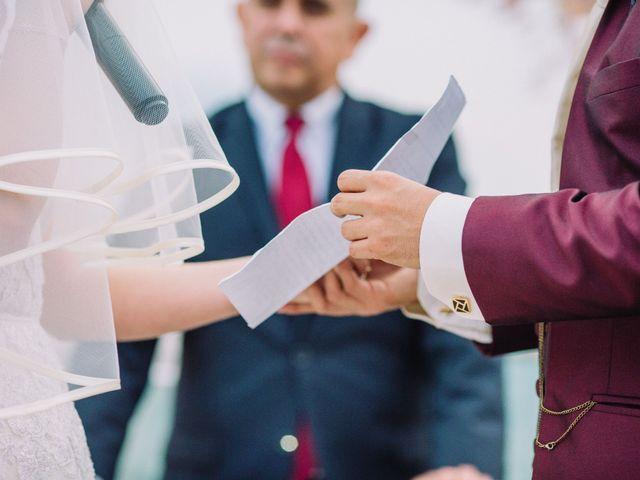 La boda de Veñath y Andy en Monterrey, Nuevo León 43