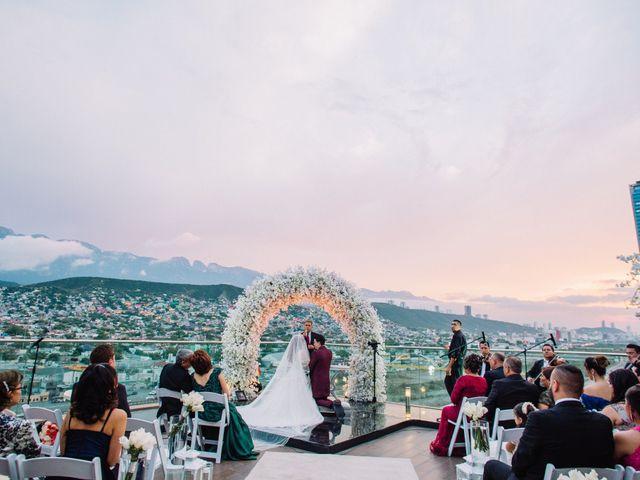 La boda de Veñath y Andy en Monterrey, Nuevo León 46