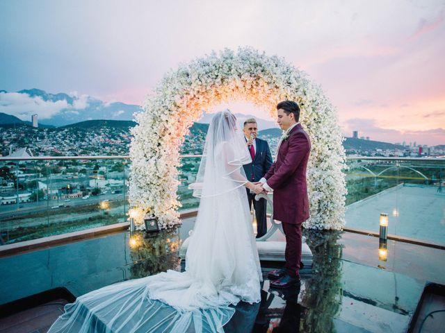 La boda de Veñath y Andy en Monterrey, Nuevo León 47