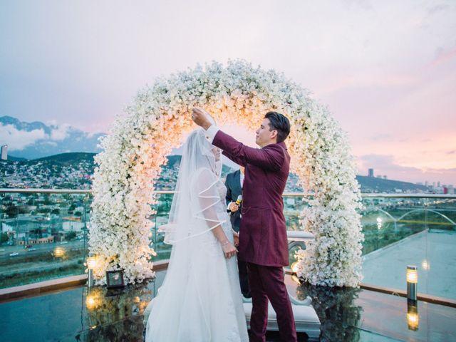 La boda de Veñath y Andy en Monterrey, Nuevo León 48
