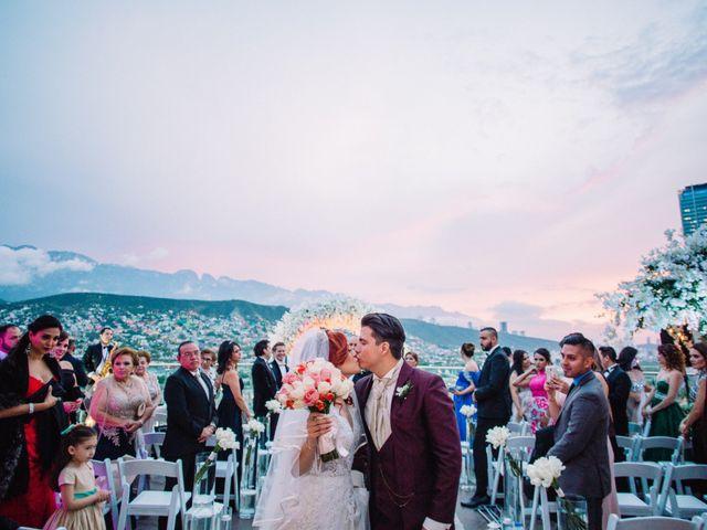 La boda de Veñath y Andy en Monterrey, Nuevo León 49
