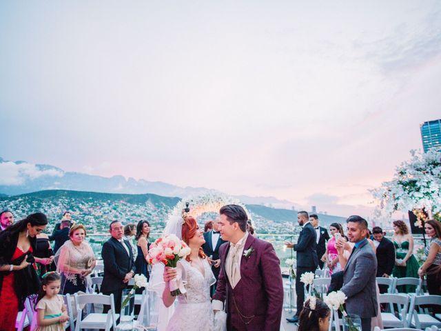 La boda de Veñath y Andy en Monterrey, Nuevo León 50