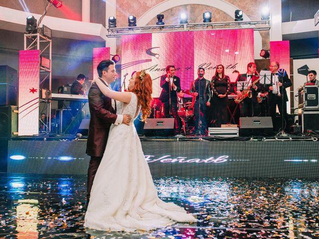 La boda de Veñath y Andy en Monterrey, Nuevo León 60