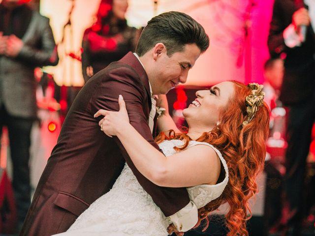 La boda de Veñath y Andy en Monterrey, Nuevo León 61
