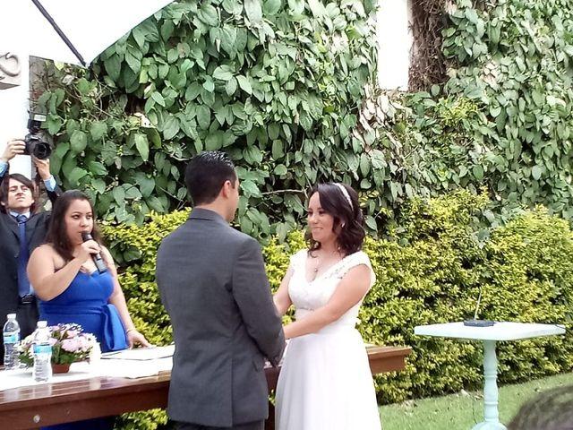 La boda de Lucero y Jorge
