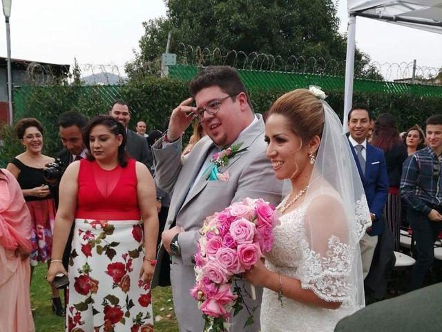 La boda de Mireya y Gabriel
