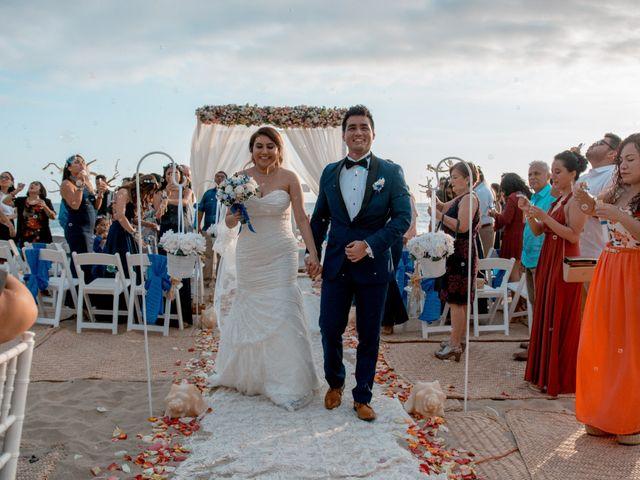 La boda de Magdali y Hugo