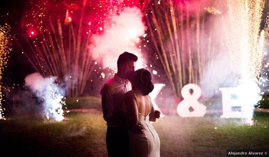 La boda de Eduardo y Karla en Jiutepec, Morelos