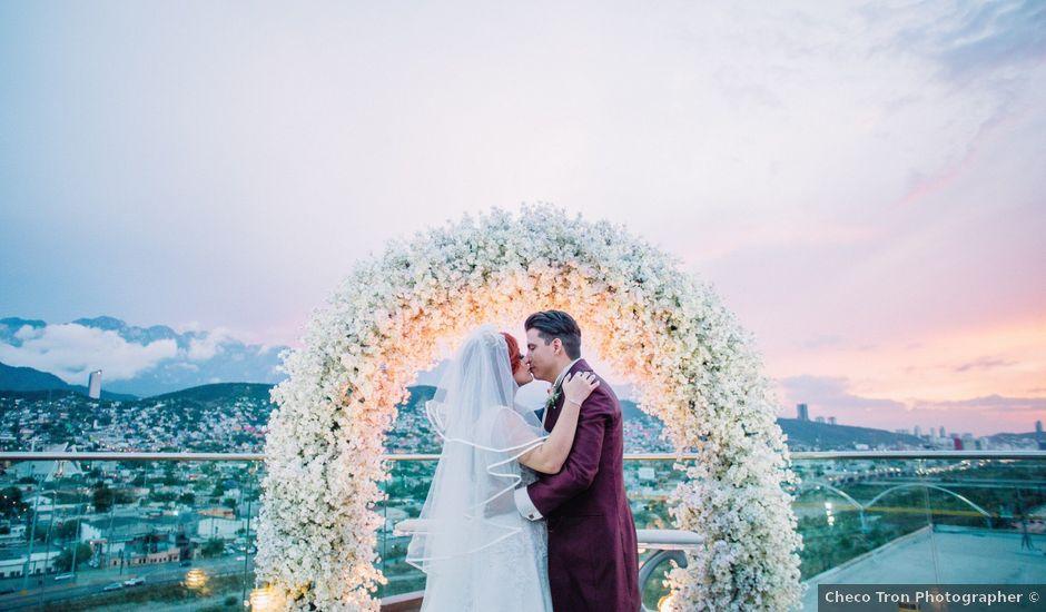 La boda de Veñath y Andy en Monterrey, Nuevo León