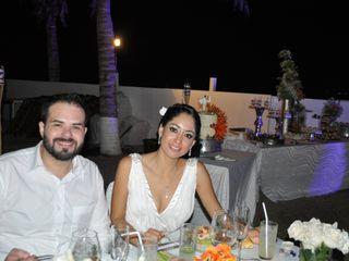 La boda de Lupita  y Enrique 1