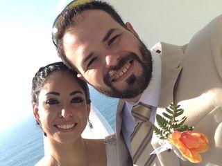 La boda de Lupita  y Enrique