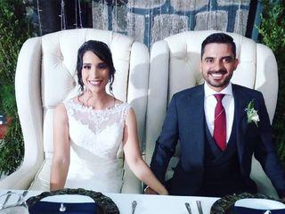 La boda de Míriam Nayeli y Carlos Alfonso