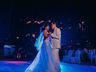 La boda de Jacqueline  y Alejandro  1
