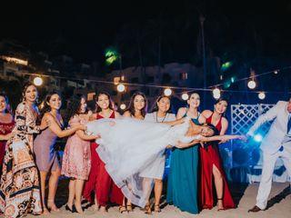 La boda de Jacqueline  y Alejandro  3