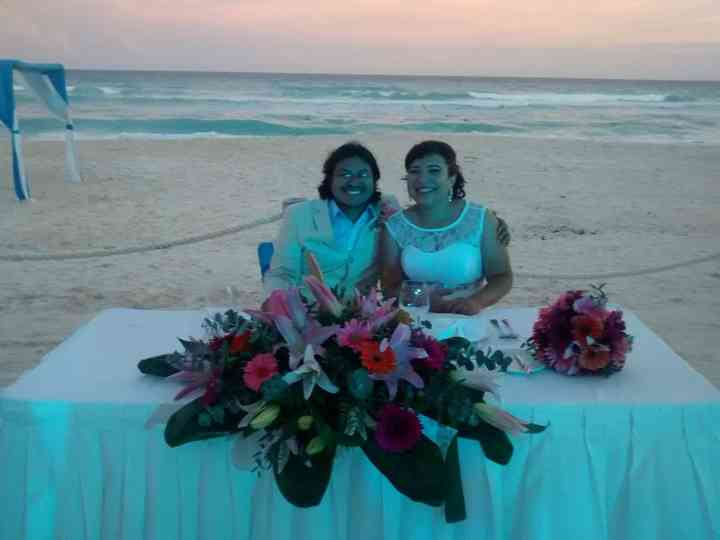 La boda de Susana  y Hugo