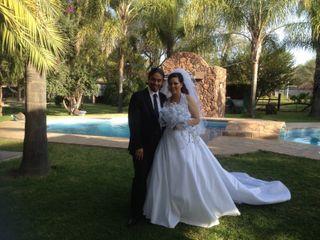 La boda de Juanita  y Juan José