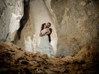 La boda de Ingrid y Eric 1