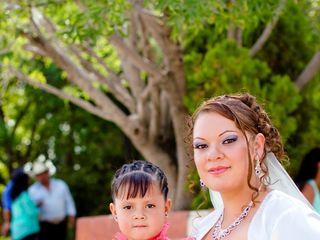 La boda de Claudia y Adan 2