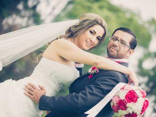La boda de Nancy y Juan Jo