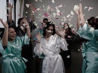 La boda de Hazel y Nahum 3