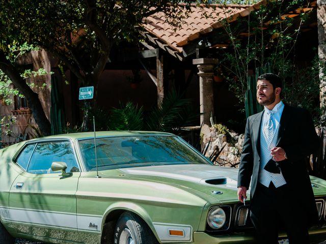 La boda de Hugo y Paola en San Miguel de Allende, Guanajuato 10