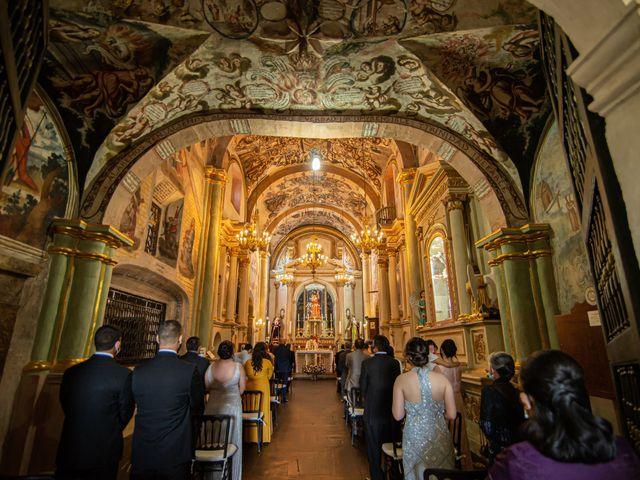 La boda de Hugo y Paola en San Miguel de Allende, Guanajuato 12
