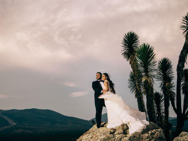 La boda de Hugo y Paola en San Miguel de Allende, Guanajuato 28